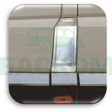 Накладка на лючок бензобака - Mercedes Sprinter / Volkswagen Crafter
