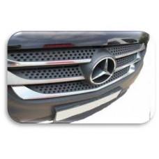 """Накладка на радиатор - Mercedes Sprinter / Volkswagen Crafter """"рестайлинг"""""""