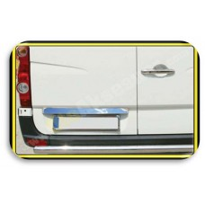 Накладка на задний номер - Mercedes Sprinter / Volkswagen Crafter