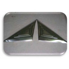 Накладка на зеркала (треугольник) - Mercedes Sprinter / Volkswagen Crafter