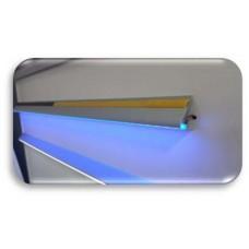 Профиль светодиодный №3 на подиум микроавтобуса