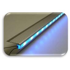 Профиль светодиодный на подиум микроавтобуса