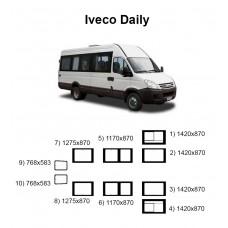 Стекла на Iveco Daily